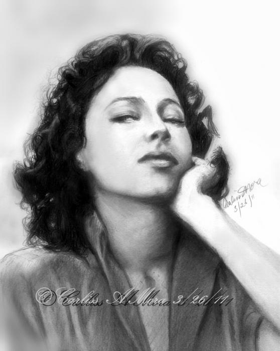 Dorothy Dandridge by Quixote